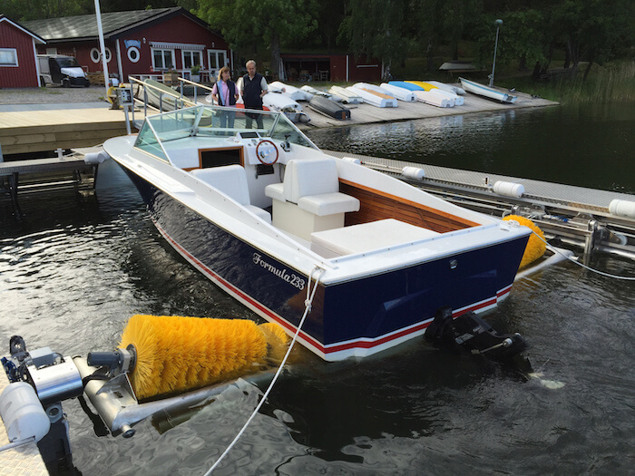 Boatowner Survey shows High Levels of Customer Satisfaction with BIGWASH