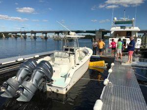 Read more about the article Demonstration av båttvätt i Fort Meyers