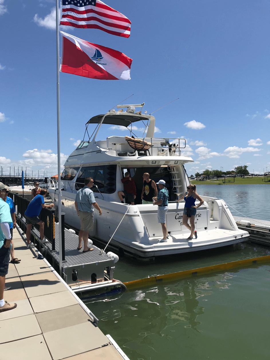 Lake Lewisville Texas