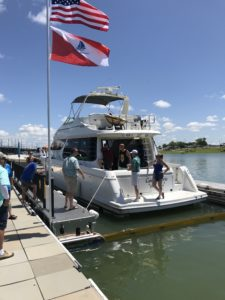 Read more about the article TEXAS – Pier 121 Marina, Lake Lewisville